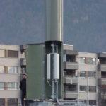 Antennenzylinder Chur Zylinder