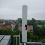 Antennenzylinder Landsberg Zylinder
