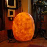 Außenleuchten Ei